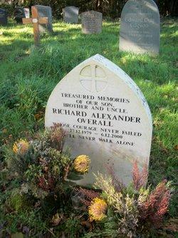 Richard Alexander Overall