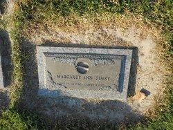 Margaret Ann Guest