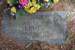 Agnes C Lewis