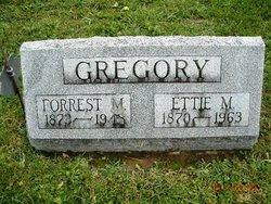 Forrest Monroe Gregory