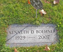 Kenneth D. Boehner