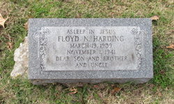 Floyd N Harding