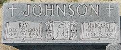 Ray C Johnson