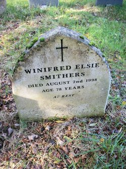 Winifred Elsie Smithers