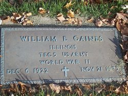 William E. Gaines