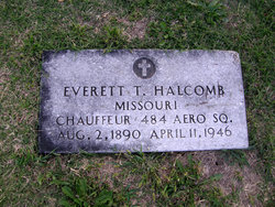 Everett Thurman Halcomb