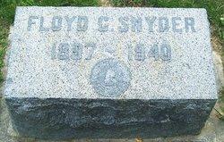 Floyd Comer Snyder