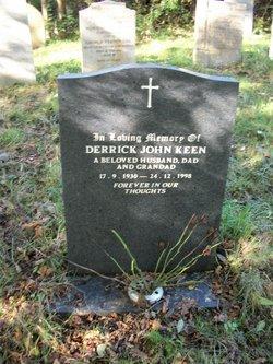 Derrick John Keen