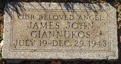 James John Giannukos