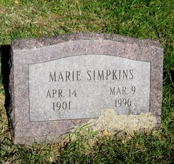 Marie Simpkins