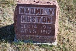 Naomi V Huston