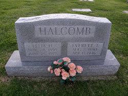 Lelia Helen <I>Heckart</I> Halcomb