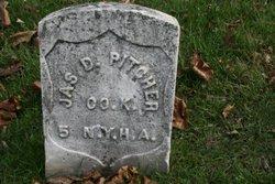 James Duane Pitcher
