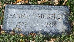 Fannie F. Moseley