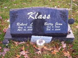 Betty Jean Klass