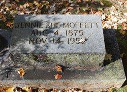 Jennie Sue <I>Taylor</I> Moffett