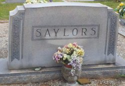 Iva Frances <I>Brown</I> Saylors