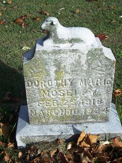 Dorothy Marie Moseley
