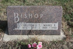 Carleton O Bishop