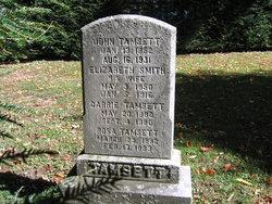 Elizabeth <I>Smith</I> Tamsett