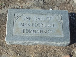 Infant Edmondson