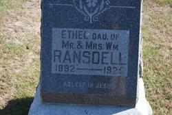 Ethel Ransdell