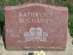 Kathryn F. <I>Denny</I> Buchanan