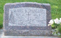 Mabel B Spangler