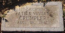 Baby Daughter Crumpler