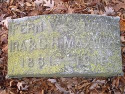 Fern V. S. Maxwell