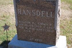 William F Ransdell
