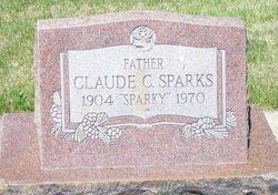 "Claude C ""Sparky"" Sparks"