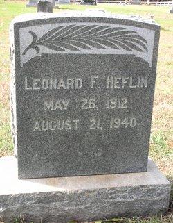 Leonard F. Heflin