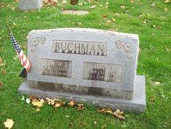Violet <I>Castner</I> Buchman