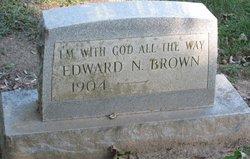 Edward N Brown
