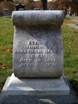 Esther <I>Pratt</I> Derby