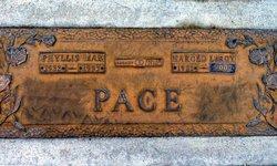 Phyllis Mae <I>Wolf</I> Pace