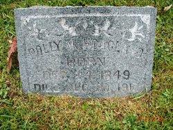 Polly M <I>Kelley</I> Hoagland