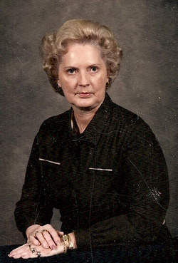 Viola Jane <I>Terrell</I> Barnard