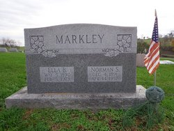 Pvt Norman S. Markley, Sr