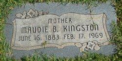 Maudie Bell <I>Albright</I> Kingston
