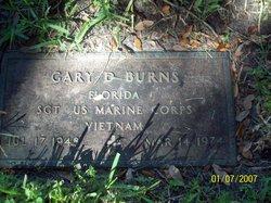 Sgt Gary D. Burns