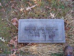 Stephen Lord Mitchell, Sr