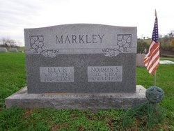 Ella Barbara <I>Updegrove</I> Markley