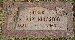 """Chester E. """"Pop"""" Kingston"""