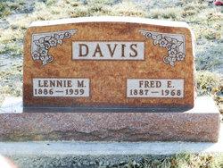 Lennie M. <I>Ramsey</I> Davis