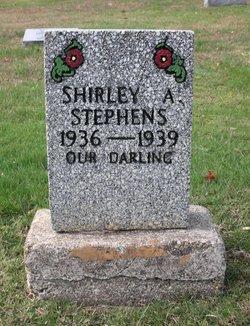 Shirley A. Stephens