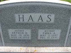 Arthur D Hass