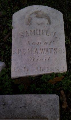 Samuel L Watson