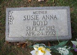 Susie Anna Boyd